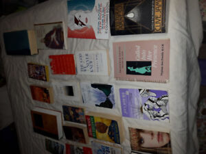 Miscellaneous Books--Most in Good to Excellent Condition