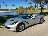 2018 Chevrolet Corvette C7 Convertible Stunning Car and SIMILAR REQUIRED TODAY !