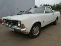 Ford Cortina MK3 1.6 Pickup - Scruffy but solid - Great project