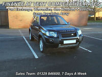 Land Rover Freelander 2.0Td4 2006MY Freestyle 1