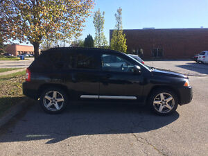 2008 Jeep Compass LIMITED 4x4 FULLY LOADED