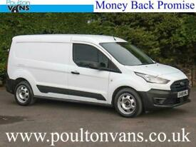 2018 (68) FORD CONNECT 210 ECO BLUE EURO 6 100PS 6 SPEED L2 LWB VAN