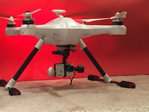 (REDUCED) Scout X4 Drone / Quadcopter - Mint [lots of extras]