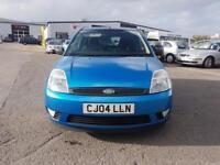 Ford Fiesta 1.4 ( a/c ) Ltd Edn 2004.25MY Flame
