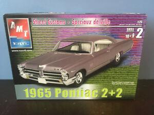 AMT 1965 PONTIAC 2+2 MODEL KIT