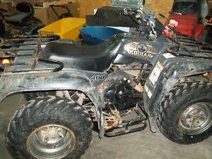 KNAPPS  are looking to buy ATV and SNOWMOBILES for PARTS!!
