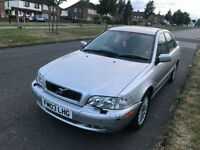 2003 VOLVO S40 1.8 SE PETROL * PART EXCHANGE TO CLEAR