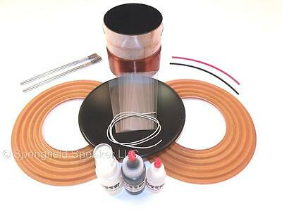 "Kicker L7 2"" Coil Replacement Kit - Dual 4 Ohm - 1.96"" COIL VERSION ONLY"