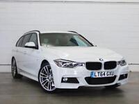 2014 BMW 3 SERIES 325d M Sport