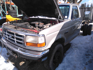 1994 ford f-350 PLEASE BUY