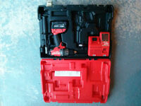 Milwaukee M18 Fuel Brushless 1/2 in. Hammer Drill/Driver
