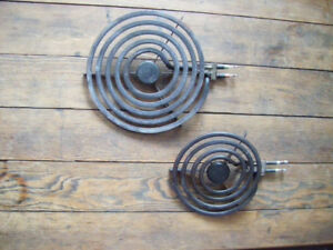 Pre-Owned Stove Top Burners