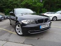59 PLATE BMW 118D +BLACK+PARKING SENSORS+