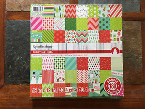 craft and card making supplies
