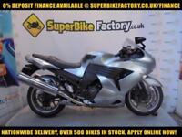 2008 58 KAWASAKI ZZR1400 1400CC 0% DEPOSIT FINANCE AVAILABLE