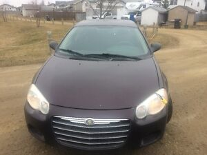 Chrysler Sebring LX Sedan 2004