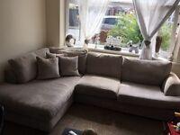 Nexta large corner sofa
