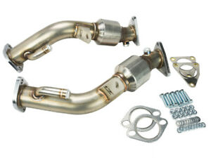High Flow Cats HFC HIgh FLow Catalytic Converters Nissan 370z