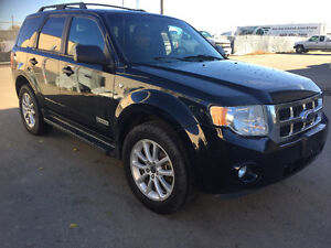 2008 FORD ESCAPE XLT FULLY LOADED LEATHER REMOTE STARTED