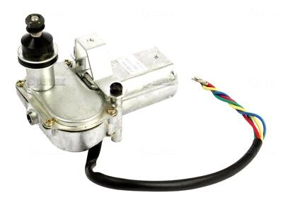 Lh Wiper Motor Fits John Deere 40 Series And 50 Series Tractors With Sg2 Cabs