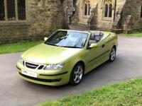 SAAB 9-3 VECTOR T 150 BHP Yellow Auto Petrol, 2006