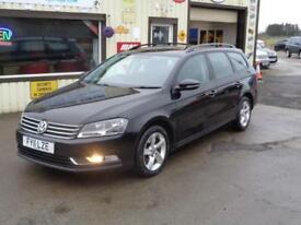 Volkswagen Passat estate Tech S 1.6TDI ( 105ps ) 2011 76K