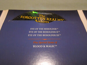 The Forgotten Realm Archives - All 12 Titles 4-Disc Collection Kingston Kingston Area image 5