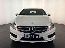 2015 MERCEDES-BENZ A180 AMG SPORT CDI DIESEL 1 OWNER FROM NEW FINANCE PX