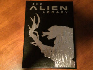Collector series VHS the Alien Legacy