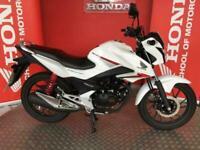 Honda CB125F GL125 2019 White