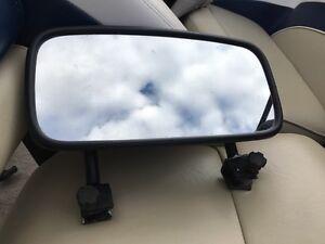 CIPA ski mirror