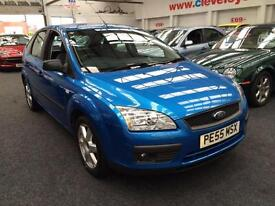 2005 FORD FOCUS 1.6 Sport From GBP2450+Retail package.