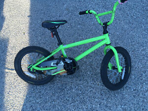 "GT Mach 1 16"" junior BMX bike"