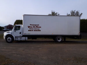 Camion Freightliner M2 2003
