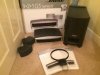 Bose 321 GS series 2 DVD home entertainment system