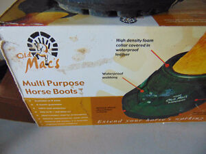 OLD MACS ALL PURPOSE HORSE BOOTS Peterborough Peterborough Area image 2