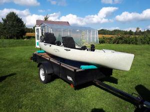 Kayak hobie Oasis tendem