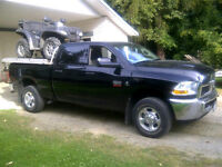 2012 Ram 3500 Pickup Truck Trade for older Cummins Diesel