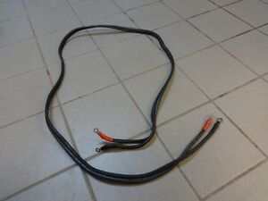 Battery Cable for a 2006 8 hp Mercury Outboard
