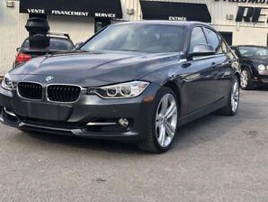 BMW 3 Series 4dr Sdn 335i Rwd 2012