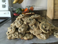 Chocolate Chip Cookies!!!