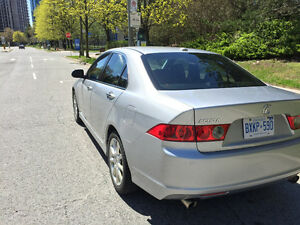 2007 Acura TSX Sedan Fully Loaded with Navigation Package