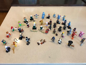 Lego minifigure Harry Potter and many others