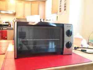 PC brand small toaster oven