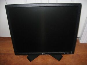 DELL LCD FLAT MONITOR Prince George British Columbia image 1
