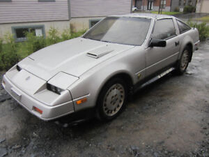 nissan datsun 300zx turbo possible echange