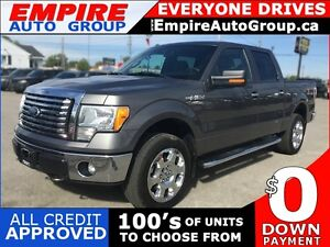 2011 FORD F-150 XLT / XTR * 4WD * POWER GROUP * LIKE NEW