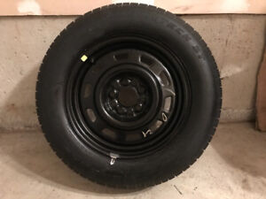 "15"" Tire and rim"