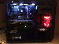 Gaming PC R9 280, 8GB RAM, 1TB HDD