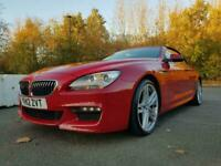 2012 BMW 6 Series 3.0 640d M Sport 2dr Auto Convertible Diesel Automatic